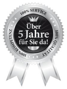 Über 5 Jahre für Sie da! 100% Qualität - Service - Kompetenz Dachrinnenreinigung Frankfurt